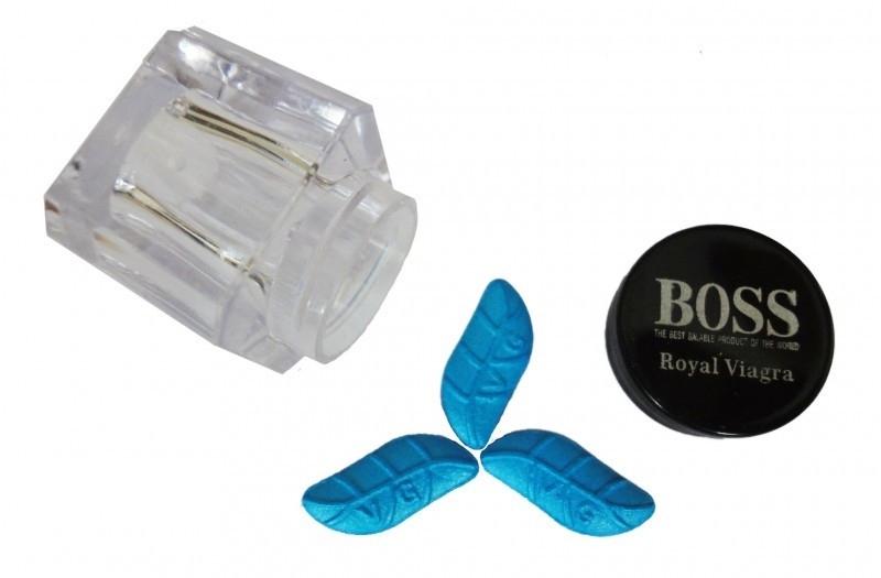 ''Boss Royal Viagra'' препарат для повышения потенции и укрепления эрекции у мужчин 27 таблеток - 6