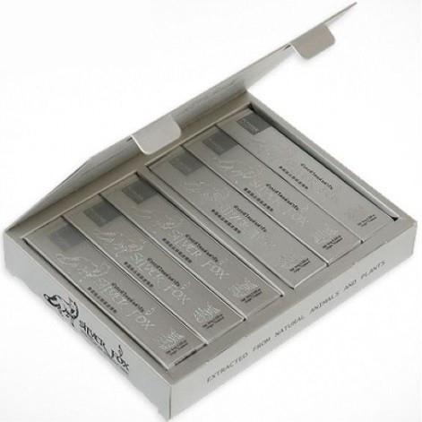 ''Silver Fox'' возбуждающий порошок для женщин, в одной упаковке 12 пакетиков по 5 мг - 1