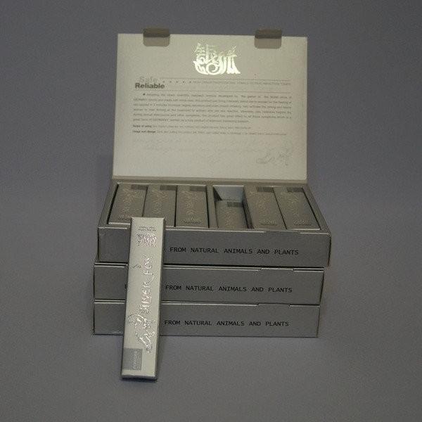 ''Silver Fox'' խթանիչ փոշի կանաց համար, տուփի մեջ 12 փաթեթ՝ 5 մգ - 6